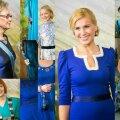 Sinised kleidid, EV96