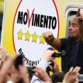 Itaalia Viie Tähe liikumine lööb europarlamendis UKIP-ist lahku ja ühineb liberaalidega