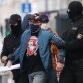 ФОТО И ВИДЕО | В Беларуси оппозиция вышла на марш в день рождения Лукашенко, МВД сообщило о 140 задержанных