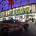 В Швейцарии женщина с ножом напала на посетителей торгового центра