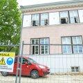 Viljandi Riigigümnaasiumis oli tulekahju