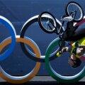 Tsirkus tuli linna, õigemini olümpiale.