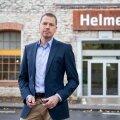 Tarkvarafirma Helmes juht Jaan Pillesaar.