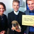 Рийна Сольман: Таллиннский приют для животных вновь жестоко обращается с животными