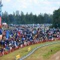 Tänavuse Rally Estonia ajal, pole mullusega sarnase rahvamasi kogenmine võimalik.