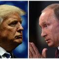 Putin kohtuks Trumpiga Melanie sünnimaal Sloveenias