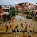 Bangladeshi Cox's Bazari piirkonnas asuva rohingjade pagulaslaagri asukate tulevik on tume - rahvusvahelist abi on toimetulekuks liiga napilt ja kodumaale naasmine on endiselt liiga ohtlik.