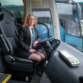 FOTOD   Go Bus esitles uhiuusi busse, mis hakkavad Tartu-Tallinna liini suurtegijale konkurentsi pakkuma