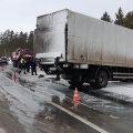Venemaa Samara oblastis hukkus veoki ja sõiduauto kokkupõrkes seitse inimest