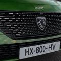 FOTOD | Uus auto uue logoga: Peugeot 308