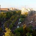 FOTOD ja VIDEO | Barcelona meeleavaldustest võttis eile osa 700 000 inimest