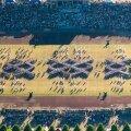 Tantsupidu 2014 aerofotod