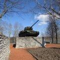 Narva tankimonument