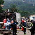 Hispaania rongiõnnetuses ükski eestlane kannatada ei saanud