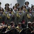 Musta merre kukkunud Vene lennukis reisinud sõjaväekoori ei lubatud tänavu Eestisse esinema