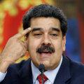 Venezuela president Maduro keeldus rahvusvahelist ultimaatumit täitmast