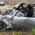 Aasta rängimas liiklusõnnetuses, neli inimelu nõudnud Haapsalu avariis olnud auto