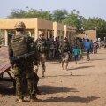 Eesti kaitseväelased Malis