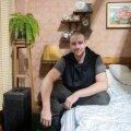 Priit Loog kehastab Triin Ruumeti uues filmis motogängi liidri paremat kätt.