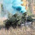 Torm Eesti kaitsetööstuse veeklaasis