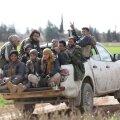 Süüria mässulised kuulutasid välja uue võitluse valitsusvägede vastu