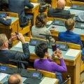 Riigikogu hooaja avaistung