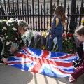 Prints Philipi mälestamine Buckinghami palee juures