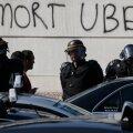 Prantsusmaal keelati rendiautoteenus Uber