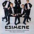 Meeskvintett oma plaadi ümbrisel täies hiilguses, esitluskontserdid Tallinnas ja Tartus kohe-kohe tulemas.