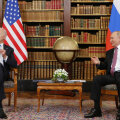Joe Biden ja Vladimir Putin