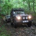 Land Rover Defender Tomb Raider 90 special edition