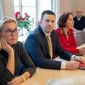 Keskerakonna juhatus koguneb arutamaks Reformierakonna koalisatsiooniettepanekut