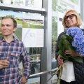 """Kommunismiohvrite memoriaali ja ohvitseride mälestusmärgi ideekonkursi võitis """"TEEKOND"""""""