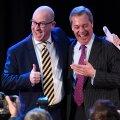 Paul Nuttall ja Nigel Farage