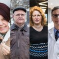 Teadusnõukoja liikmed: Irja Lutsar, Andres Merits, Krista Fischer, Peep Talving.