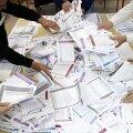 Bosnia-Hertsegoviina presidentuuri valimistel võitsid serbia ja bosnia natsionalist