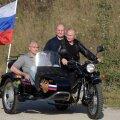 ГИБДД не будет штрафовать Путина за езду на мотоцикле без шлема