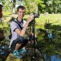 Lisaks ilmaennustamisele tegeleb Kairo Kiitsak loodusfotograafiaga ning see on talle edu toonud nii Eestis kui ka rahvusvahelistel võistlustel.