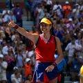 Emma Raducanu teeb US Openil suurepärast turniiri.