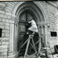 Maarjamäe lossi tööd
