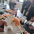 Вопреки кризису: украинская сеть японской кухни открыла в Таллинне первые торговые точки. Цены невероятно низкие!