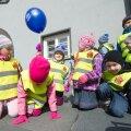 Lapsed riigikogu lahtiste uste päeval