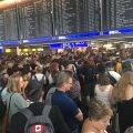 Frankfurdi lennujaamast evakueeriti inimesi