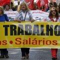 Portugali kohus: avaliku sektori lisatasude kärpimine on põhiseadusevastane