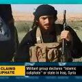 Isehakanud kaliif Ibrahim. Ekraanitõmmis videost