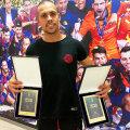 Saalijalgpalli auhinnad: laureaadid on selgunud!