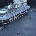 Почему судно Viking Line село на мель? В Финляндии начали расследование