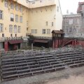 Начинаются строительные работы по возведению нового корпуса Городского театра в Таллинне