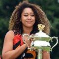 KLÕPS | Kuidas meeldib? Tennisist Naomi Osaka läbis totaalse muutumise