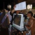 Matarami haigla patsienti ravitakse maavärina tõttu tänaval.
